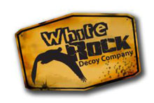 White Rock Decoy